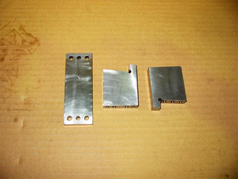 鉛板機械加工製品1